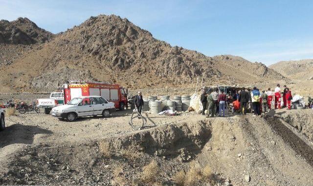 فوت 3 نفر در قنات یکی از روستاهای سمنان