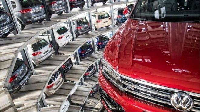همکاری فورد و فولکسواگن برای ساخت خودروهای مشترک