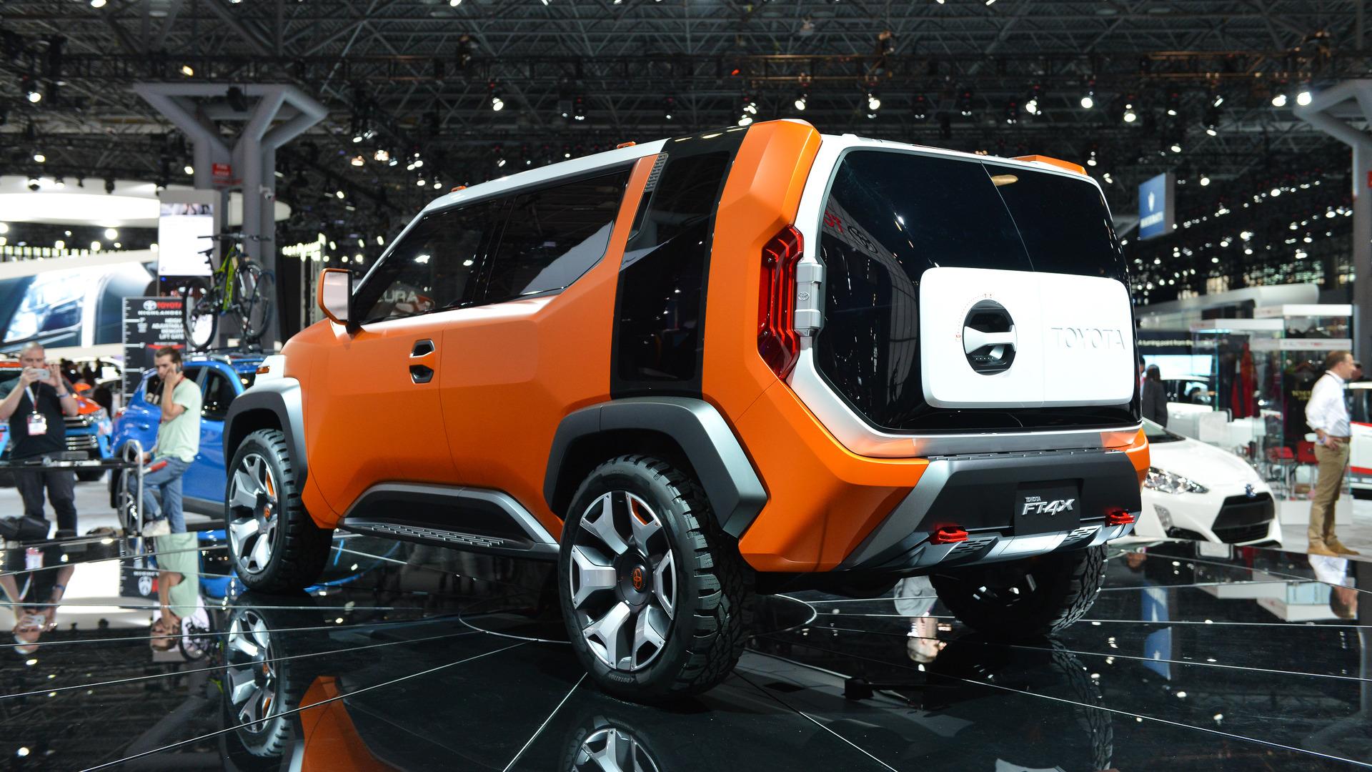 جایگزینی برای افجی کروز/ تویوتا به جای کرولا یک SUV خواهد ساخت