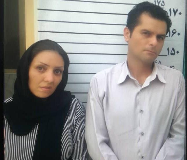بازداشت زن و مردی که طلا میدزدیدند (+عکس)