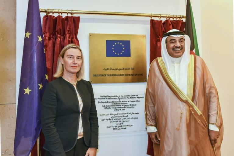 افتتاح سومین دفتر نمایندگی اتحادیه اروپا در جنوب خلیج فارس