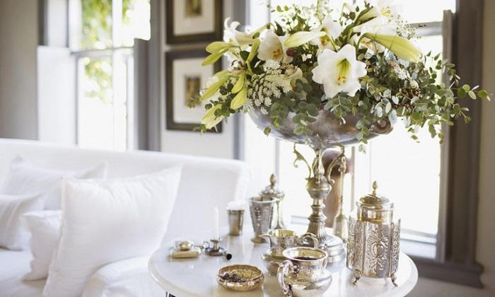فواید شگفت انگیز نگهداری از گل در خانه