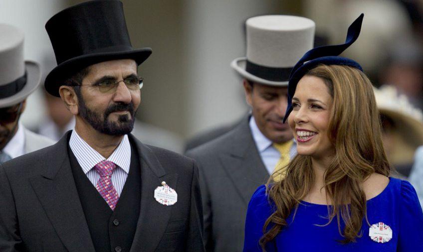 جزئیات جدید ماجرای فرار همسر حاکم دبی به لندن