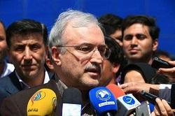 وزیر بهداشت: بازداشت برخی افراد متخلف در سازمان غذا و دارو
