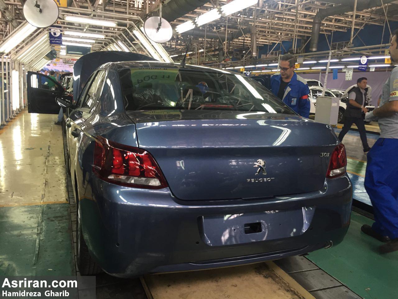 همه چیز در باره پژو 301 ایرانی/ این خودرو در چند تیپ و با چه مشخصات و امکاناتی به بازار می آید (+جزئیات)