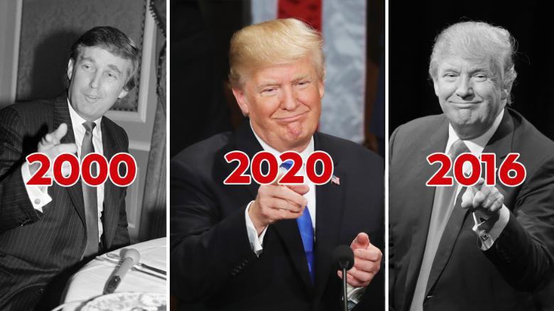 ترامپ و شانس انتخاب مجدد