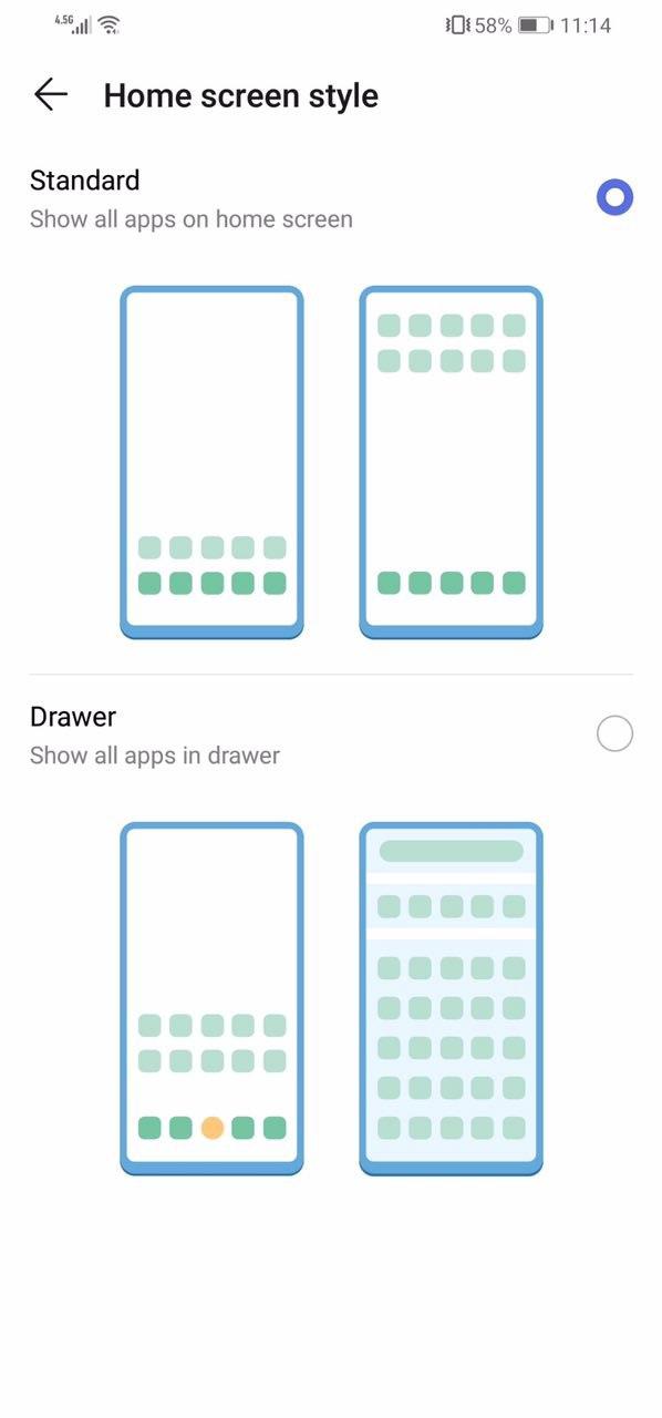 چگونه با کمک قابلیت APP Drawer برنامههای گوشی خود را مرتب کنید