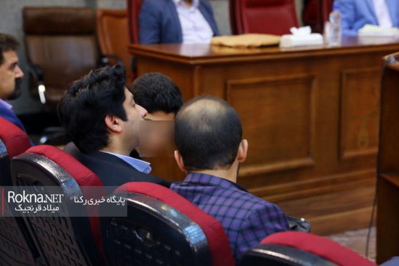 برگزاری دومین جلسه دادگاه نجفی