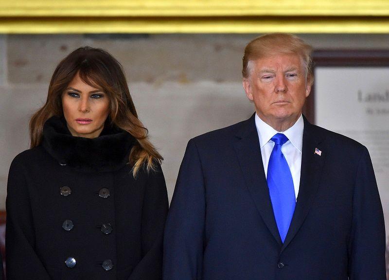 ترامپ علیه پیشرفت های ناملموس بشری