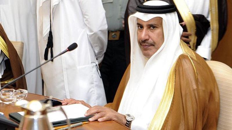 انتقاد نخست وزیر اسبق قطر از کشورهای حامی حمله حفتر به لیبی