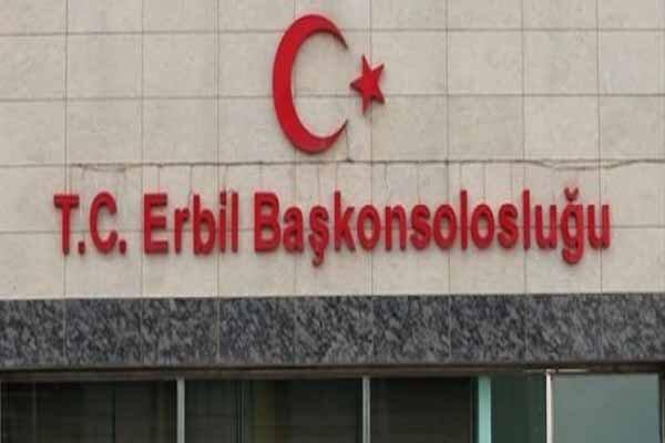 حمله مسلحانه به دیپلماتهای ترکیه در اربیل/معاون کنسول کشته شد