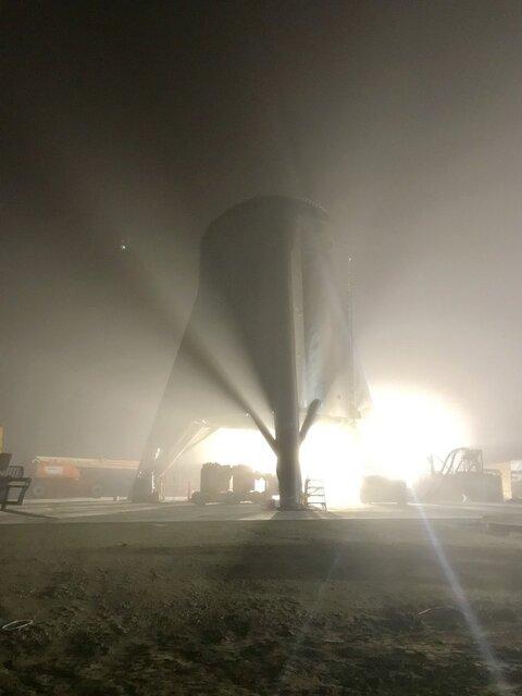 انفجار و آتش سوزی در آزمایش ناموفق فضاپیمای