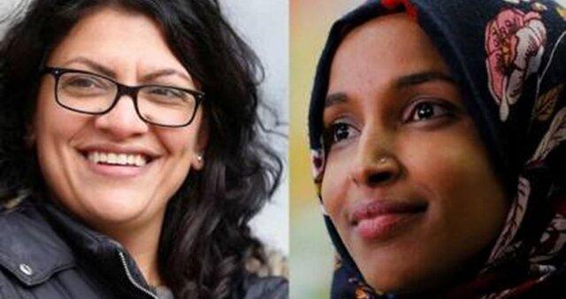 دو عضو مسلمان کنگره آمریکا درصدد سفر به اسرائیل