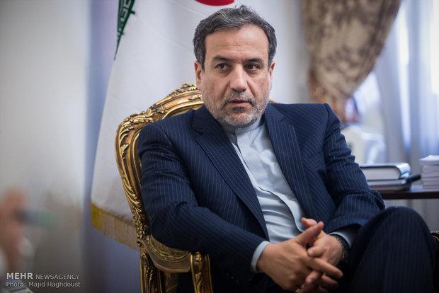 عراقچی: ایران هیچ پهپادی در تنگه هرمز از دست نداده است