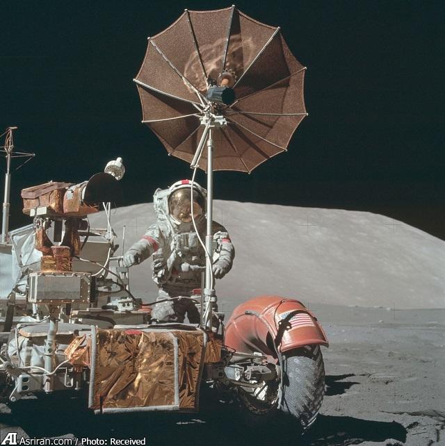 از فضانوردانی که سوختند تا اتهاماتی علیه استنلی کوبریک و ناسا!(+تصاویر و فیلم)