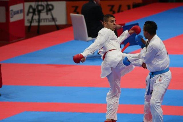 قهرمانی طراوت خاکسار، حمیده عباسعلی و ذبیح الله پورشیب در کاراته آسیا/ علیپور و کاتای تیمی بانوان به نقره رسیدند