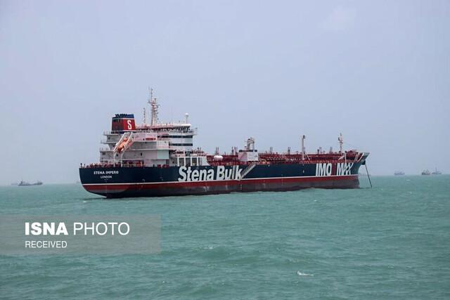 احضار کاردار سفارت ایران در لندن در پی توقیف نفتکش انگلیس
