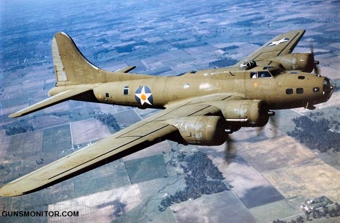 هواپیمایی که 640000 تن بمباران داشته است!(+تصاویر)