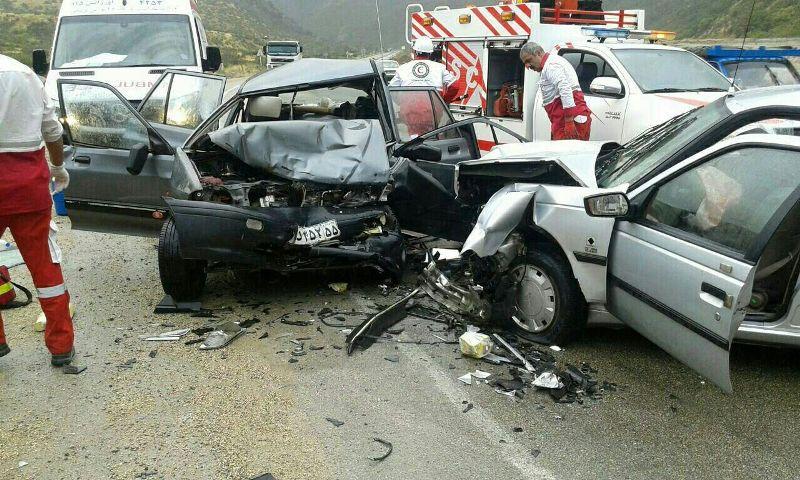 پلیس: 50 کشته و 800 مجروح در تصادفات جاده ای 3 روز اول تابستان/ 3 تخلف 80 درصد تصادفات را تشکیل داده است