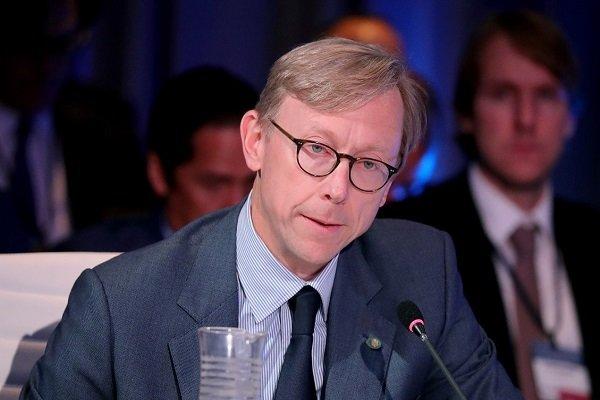 دیدار فرستاده آمریکا در امور ایران با مقامات عمان