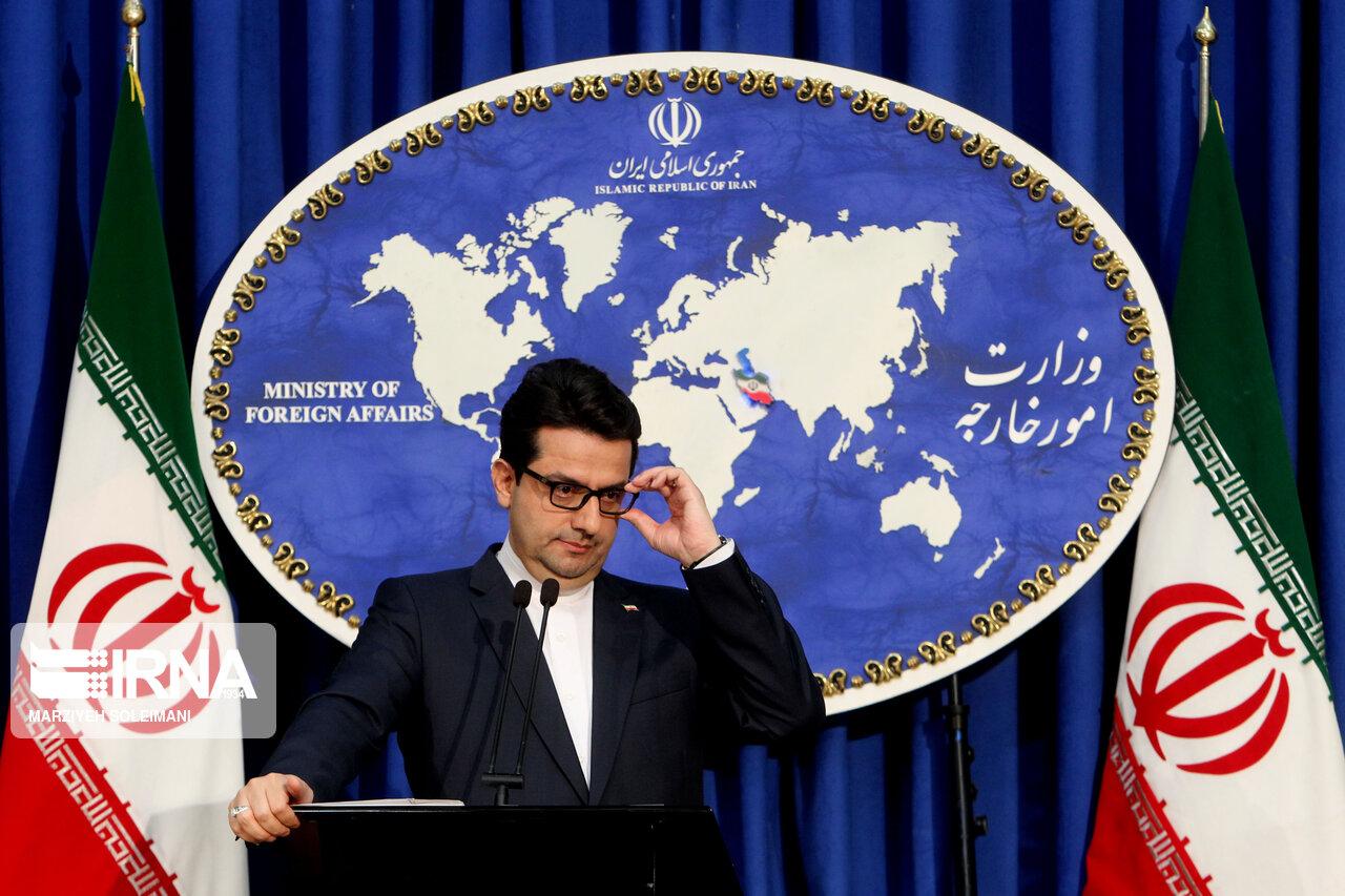 توضیحات سخنگوی وزارت امور خارجه درباره بازگشت نفتکش از بندر جده