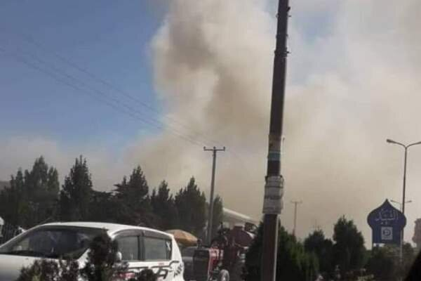 انفجار در مرکز ولایت پکتیا در افغانستان
