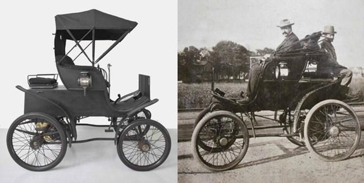 خودروی برقی سال 1898 به حراج گذاشته شد (+عکس)
