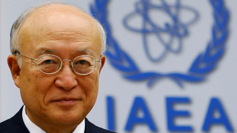آمانو مدیرکل آژانس بینالمللی انرژی اتمی درگذشت