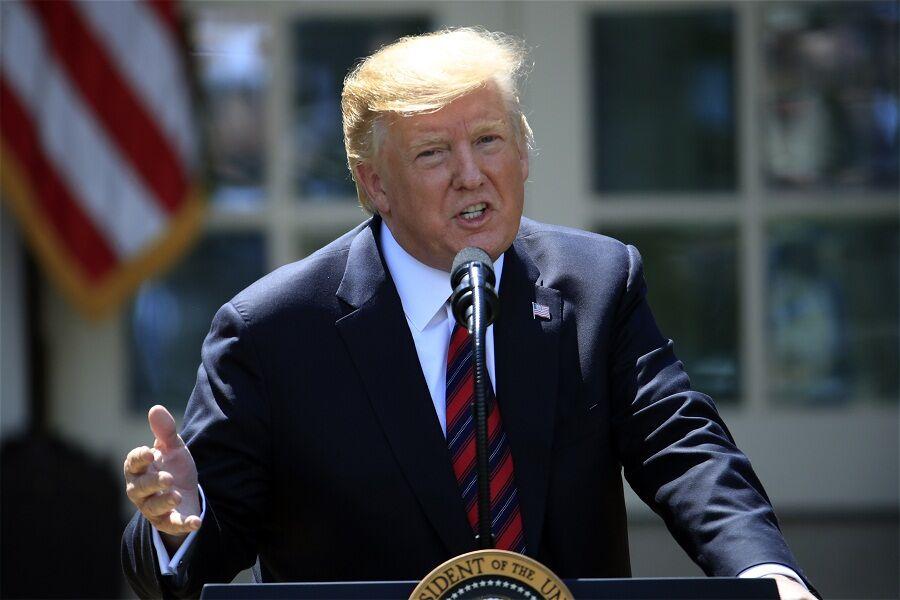 ادعای ترامپ: بازداشت جاسوسان سیا توسط ایران کذب است
