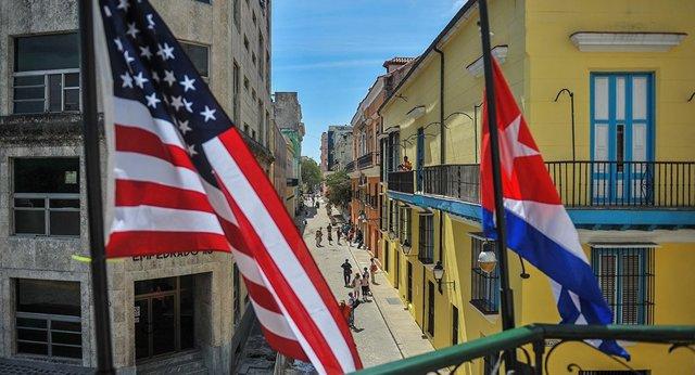 درخواست چین از آمریکا برای پایان دادن به تحریم کوبا