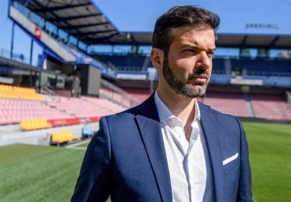 استراماچونی: هواداران استقلال شور و شوق غیرقابل وصفی دارند/ سفیر کوچکی از فوتبال ایتالیا در ایران هستم