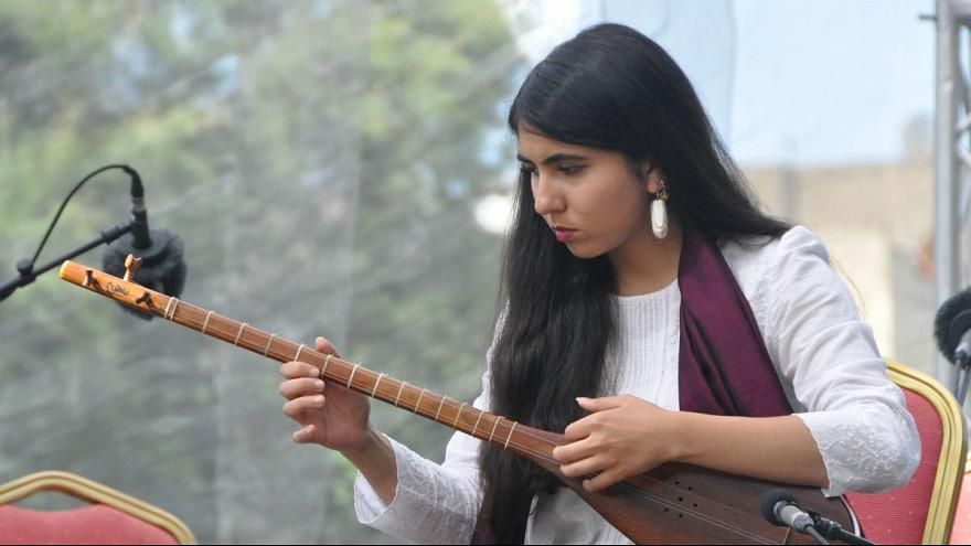 مراکش؛ ساز و نوای ایرانی در جشنواره موسیقی مقدس فاس