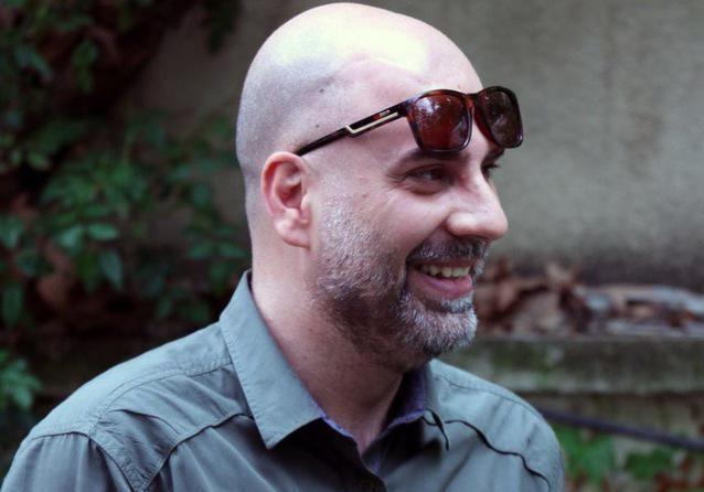 فیلم و گپ با سعید قطبیزاده در باغ کتاب