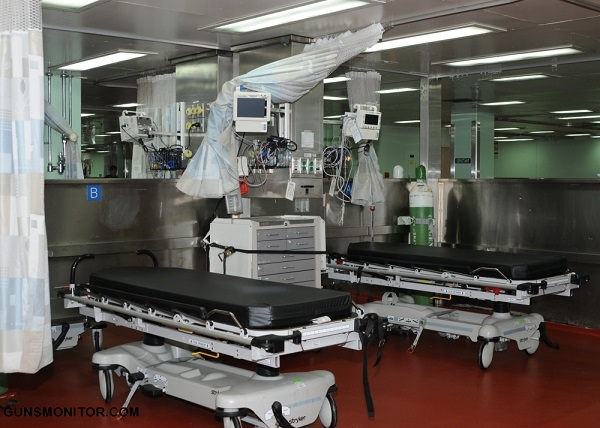 USNS مرسی؛ بیمارستان دریایی!(+تصاویر)