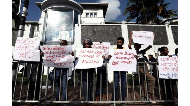 استخدام 2 جلاد در سریلانکا/ 2 زن و 2 آمریکایی درخواست دادهاند
