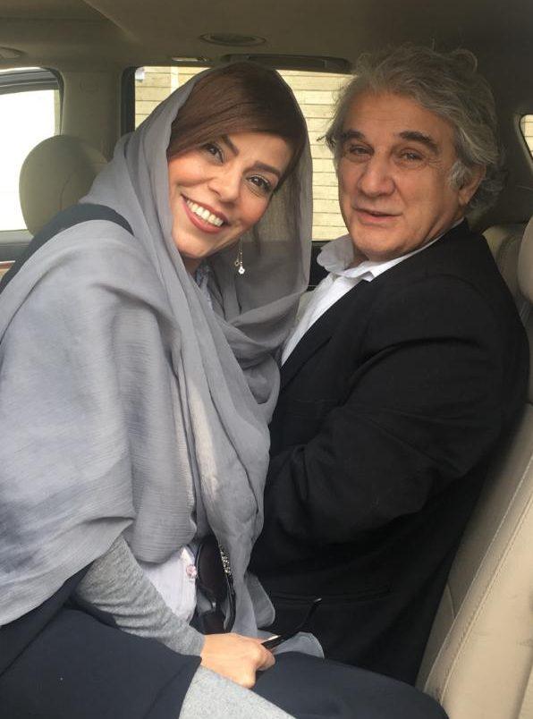 مهدی هاشمی:من یک همسر دارم / من و خانم آدینه سالهاست جدا از همدیگر زندگی میکنیم