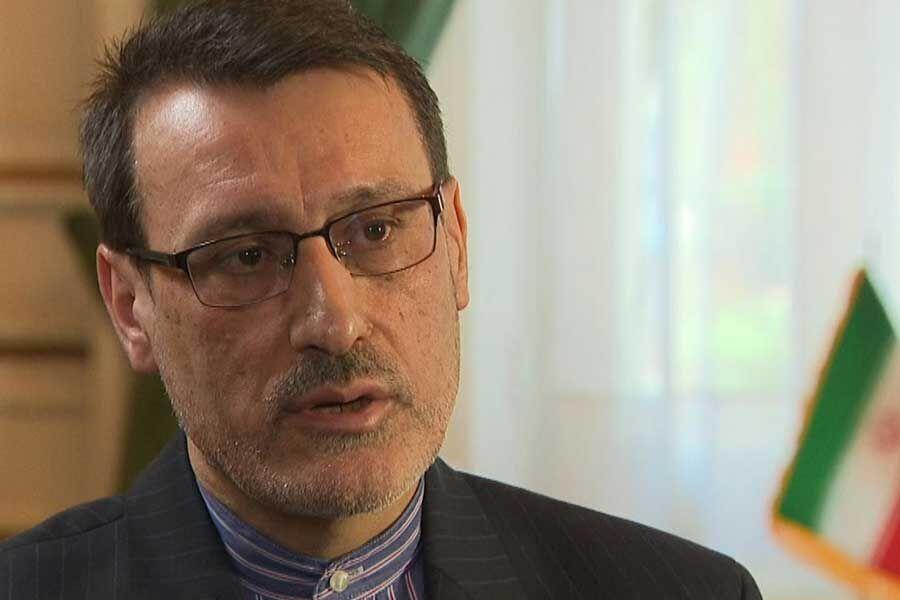 در واکنش به تحریم ظریف؛ بعیدی نژاد: امیدوارم گاندو آمریکا را به اشتباه نیانداخته باشد