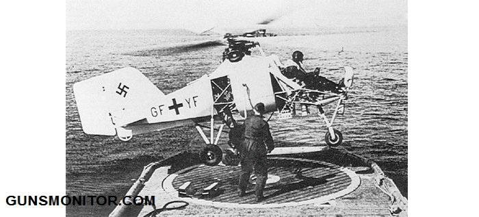 همکاری ارتش نازی و ب ام و در یک پروژه پرنده!(+تصاویر)