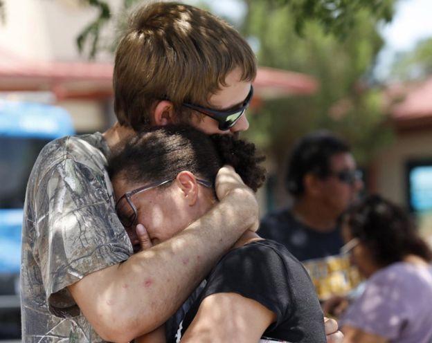 20 کشته در تیراندازی تگزاس آمریکا (+عکس)
