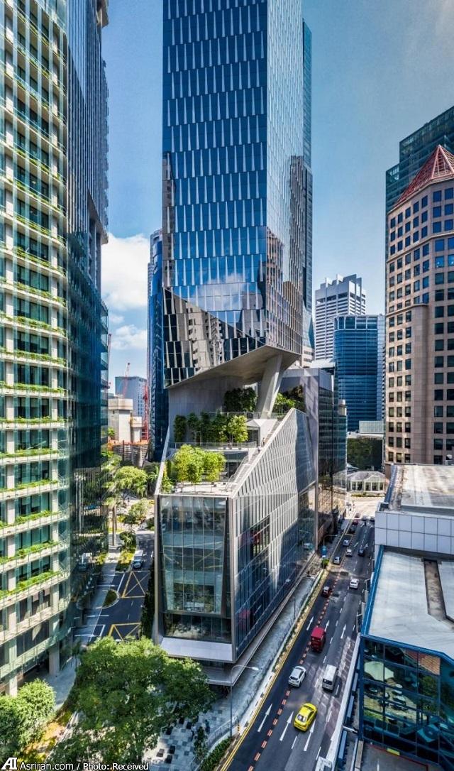 پروژه سبز یکی از بزرگترین معماران جهان در سنگاپور (+تصاویر)