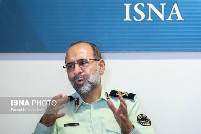 سخنگوی نیروی انتظامی: ناجا هیچ شکایتی از رسانهها یا خبرنگاران نکرده است