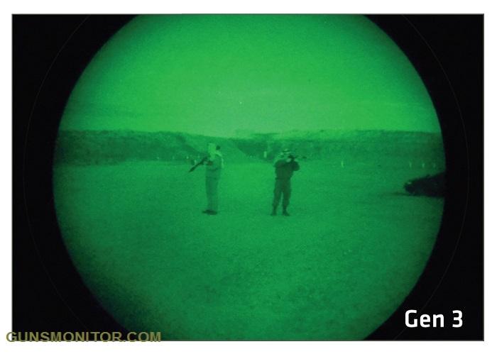 دوربین های دید در شب؛ از آلمان نازی تا نسل چهارم! (+تصاویر)