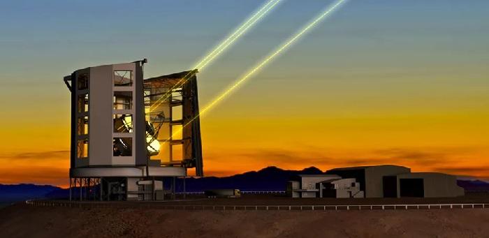 بزرگترین تلسکوپ جهان در آستانه عرضه