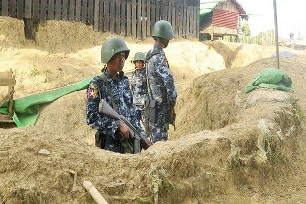 درخواست سازمان ملل برای تحریم ارتش میانمار