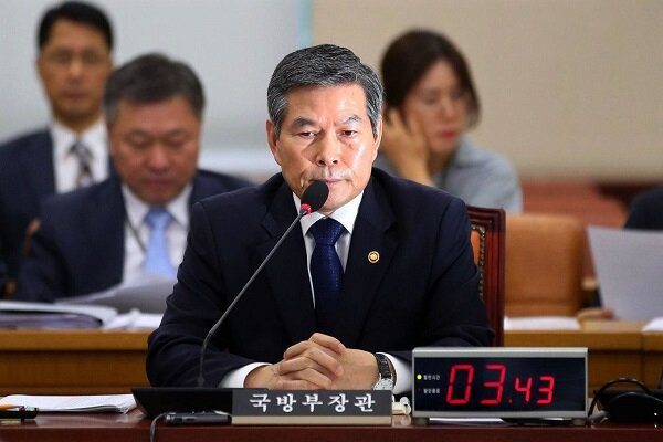 اظهار نظر وزیردفاع «کره جنوبی» درباره اعزام نیرو به خلیج فارس