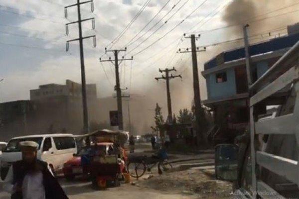 انفجار در کابل با 4 کشته و زخمی