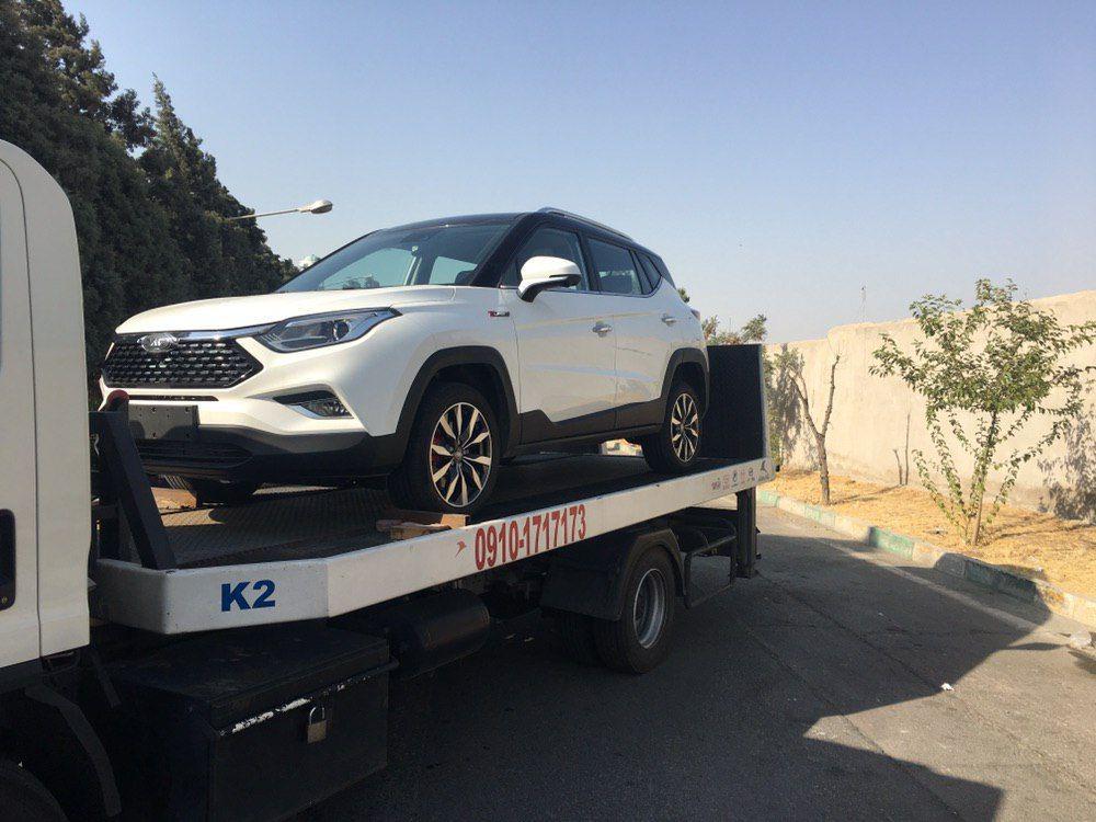 خودروی جدید جک S4 در ایران (+عکس)