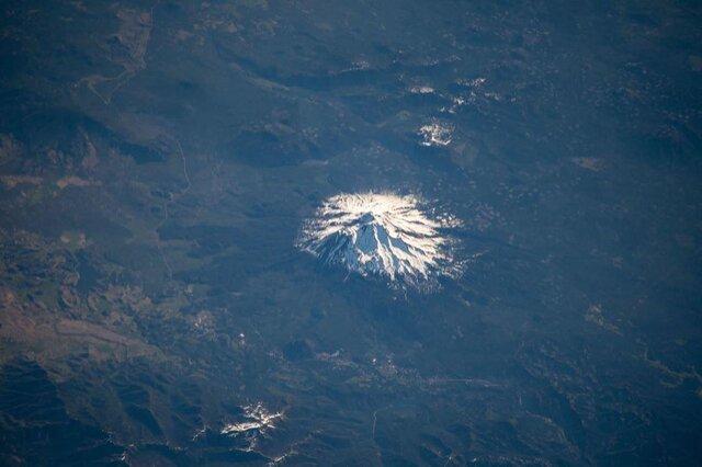 ۴ تصویر ناب از زمین از منظر ایستگاه فضایی بینالمللی
