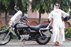 موتورسواری زنان در خیابان؛ منع بدون قانون (فیلم)