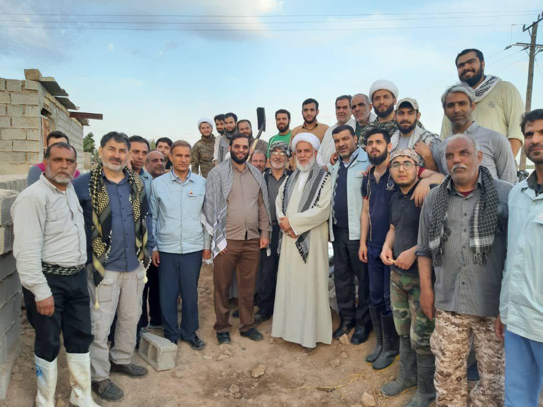 کمک 28 میلیارد تومانی شرکت فولاد خوزستان به سیلزدگان